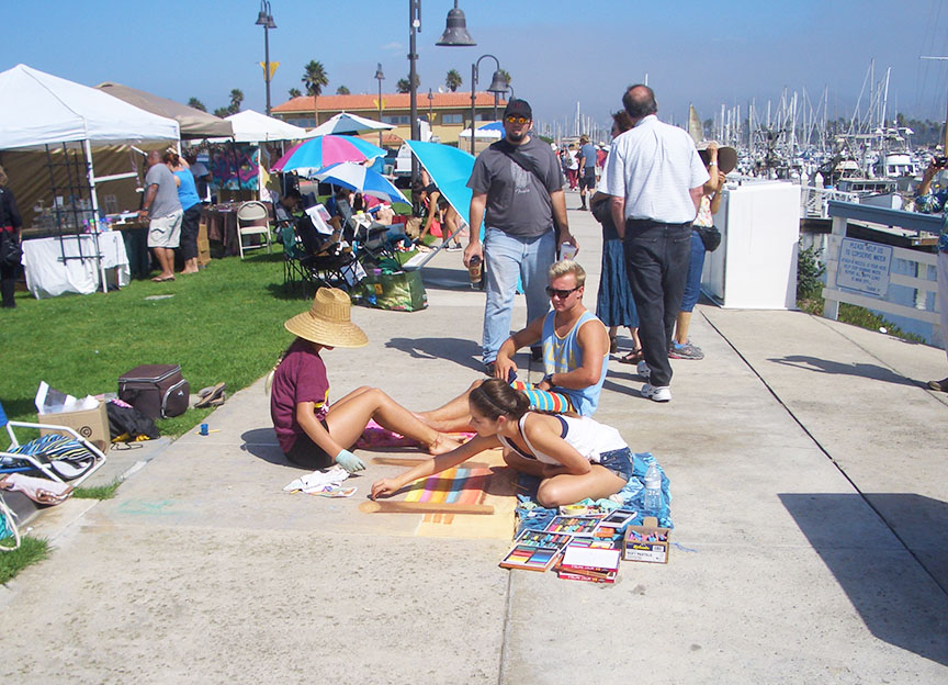 Ventura Art and Street Painting Festival