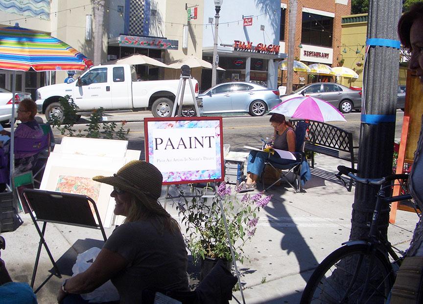 Ventura Parking Day