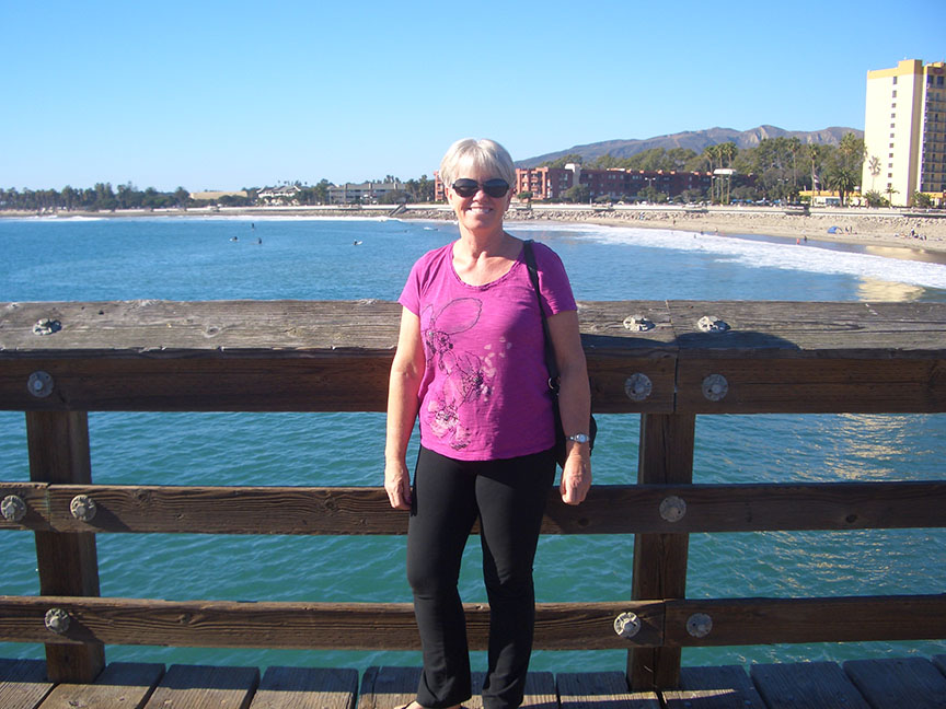 Ventura Pier -- Toby