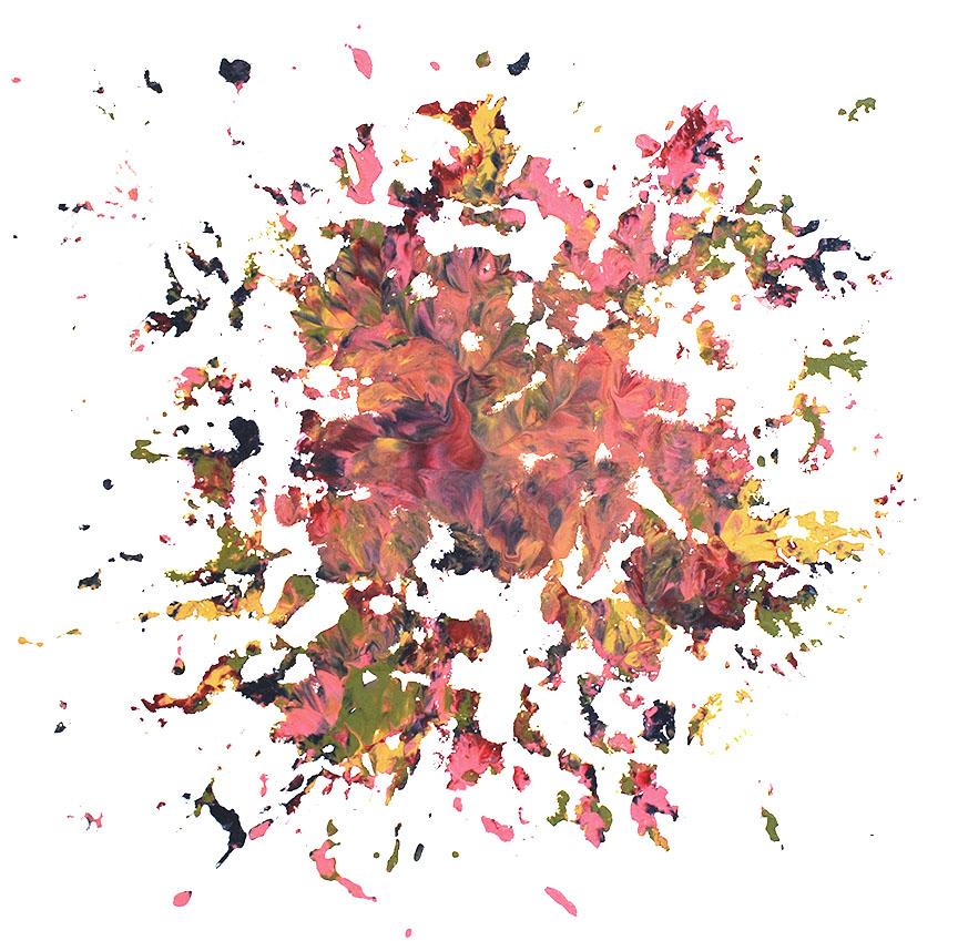 Tondro Painting Hot Mess