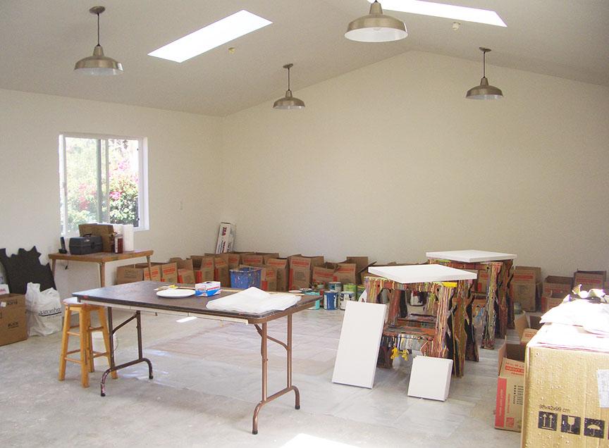 Tondro new art studio