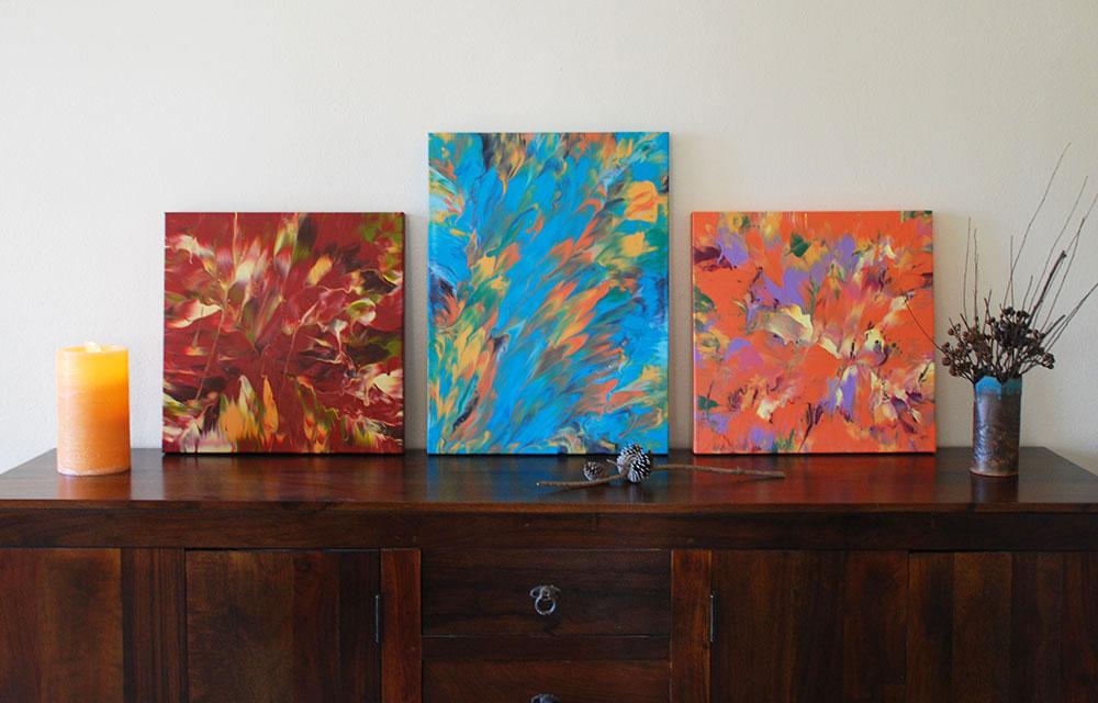 Cassandra Tondro Fall Painting Collection