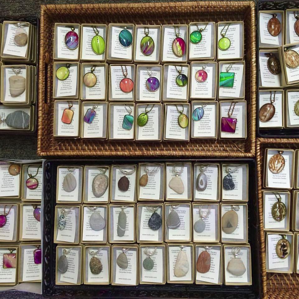Cassandra Tondro art jewelry