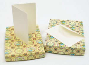Medioevalis blank greeting cards