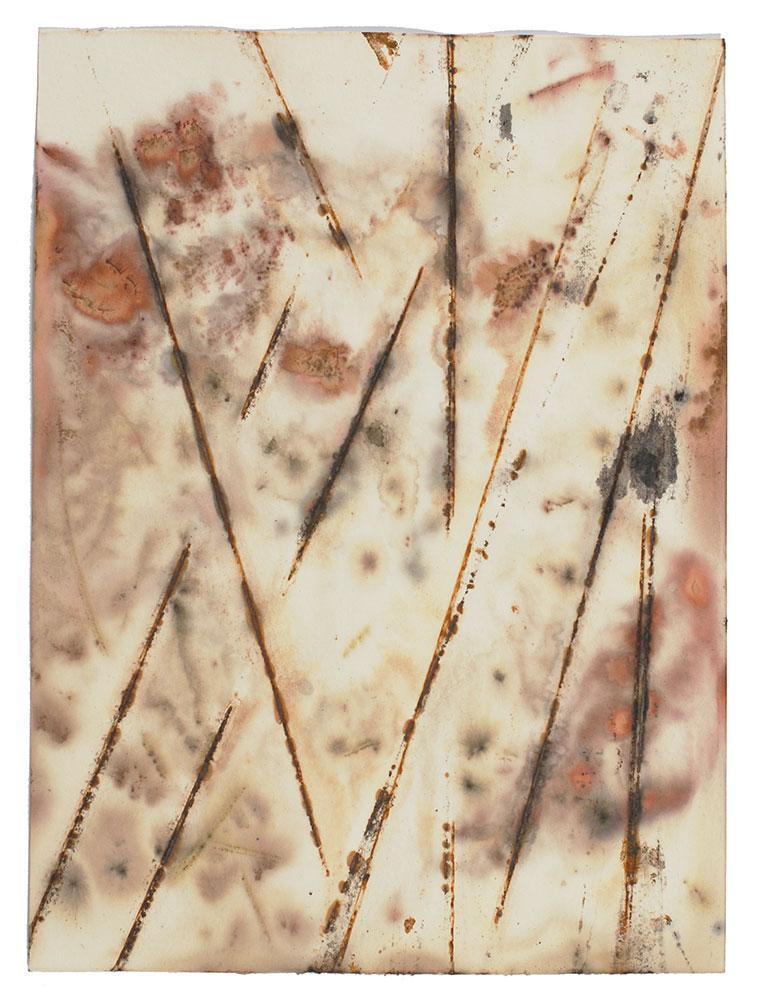 Cassandra Tondro Leaf Print