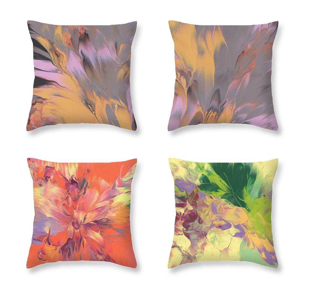 Cassandra Tondro Decorative Pillows