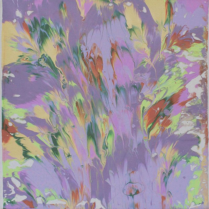 "Cassandra Tondro, ""Wishful Thinking"" painting"